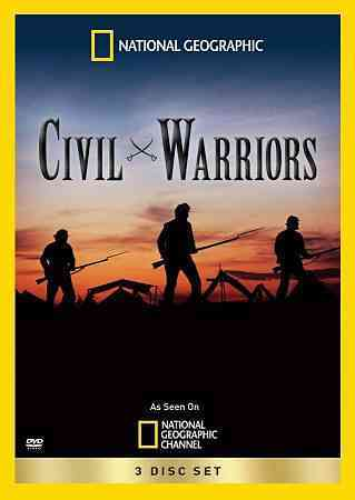 CIVIL WARRIORS (DVD)